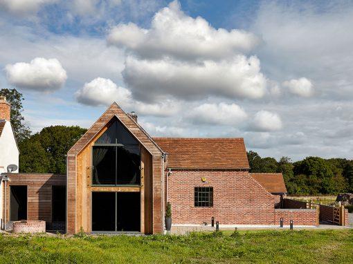 Blue Gates Farm, Whittington
